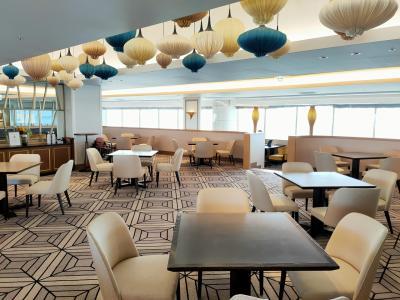 舞浜でマリオット クラブフロアに泊まる「シェラトン・グランデ・トーキョーベイその1」