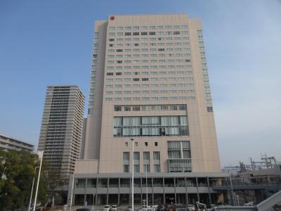 シェラトングランドホテル広島(最上階コーナースイートルーム)