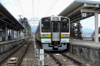 飯田線乗りつぶし② まさに秘境。飯田線で最も険しい区間に挑む・・・