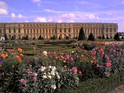 ヴェルサイユ宮殿のスマホ写真(2006年)発見!