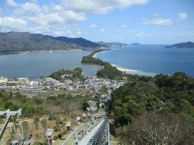京都 天橋立・舞鶴エリアを気ままにぶらり旅
