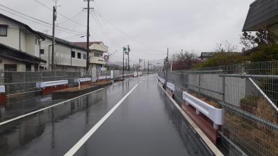 2021年3月21日の福島県双葉郡大野町・富岡町の様子(パート2)