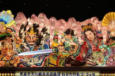 祭りを支えるねぶた師の技@青森県_47のメイド・イン・ジャパン