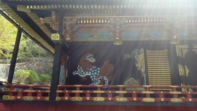 久能山東照宮へ行ってきました