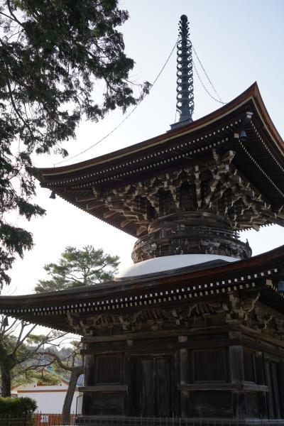 20210319-2 天橋立 少し時間ありそう。智恩寺にお参りへ。