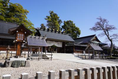 20210320-2 天橋立 元伊勢籠神社にお参りを