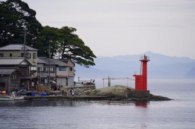 20210320-4 伊根 遊覧船乗って、舟屋を眺めてみる