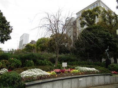 大通り公園(緑の森)