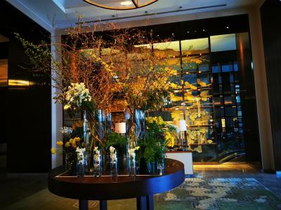 評価の高いパレスホテルに泊まりたくて。