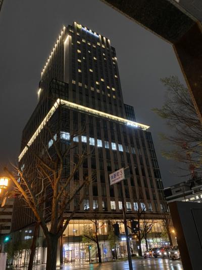 ホテルでまったり過ごす週末&グルメ 雨の御堂筋 ザ ロイヤルパークホテル アイコニック 大阪御堂筋