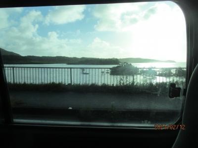 12年ぶりの石垣島(17)西表島初上陸。