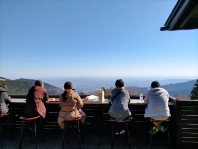 7年ぶりの大山詣  コロナ収束祈願に行ってきました