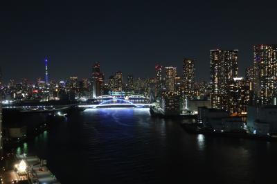 ホテルステイ 2021 2月@ホテルインターコンチネンタル東京ベイ