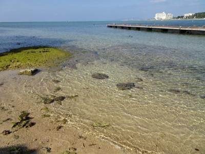 ほぼ観光無しでのんびりステイ沖縄
