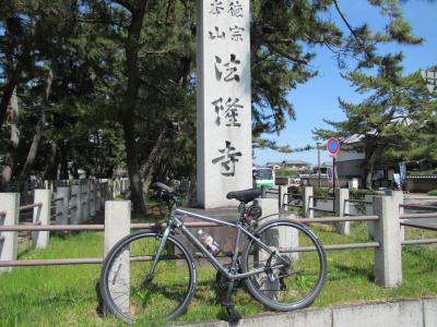 奈良と大阪、大縦走。 クロスバイクで京都さんぽ2021