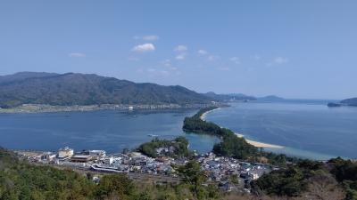 丹後天橋立大江山国定公園へのプチ旅行