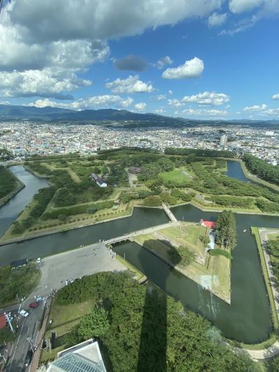 2020年9月 函館&小樽へ3泊4日の旅①
