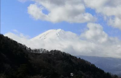 ☆ 2021年3月 富士山が見たくて富士五湖ドライブ☆