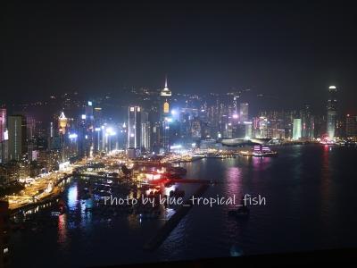 香港★週末ステイケーション2 夜景を見ながらまったりカクテルタイム ~海逸君綽酒店Harbour Grand Hong Kong~