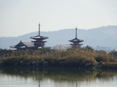薬師寺(奈良県)2021.3.24~25