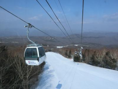 久々の旅行で栃木へ!! ①東急ハーヴェストクラブ那須にチェックイン&ハンターマウンテン塩原で今シーズンの初スキー。