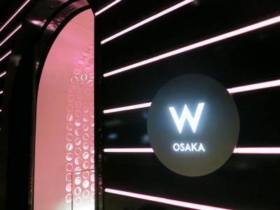 祝オープン!明るくて楽しいからめっちゃ好き!!超ステキなW大阪でステイケーションしてみた♪