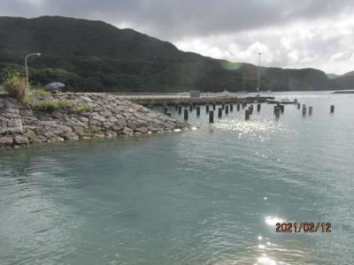 12年ぶりの石垣島(21)西表島の限界集落。