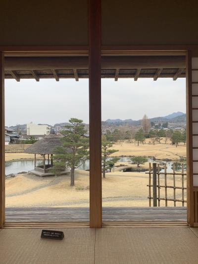 織田家の大名庭園、小幡藩楽山園へ 殿様気分を味わいに!