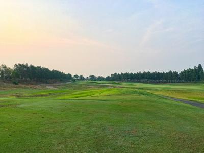 タイで26回目のゴルフ 2回目のバンサイカントリー