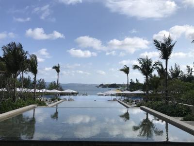 2021年4月 沖縄旅行記⑤ ハレクラニ沖縄に宿泊~ハウスウィズアウトアキーで朝食ビュッフェ