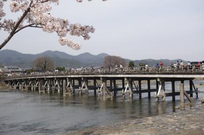 20210327 京都 ちょっとだけ嵐山。こんな人出はいつ以来でしょうかね?