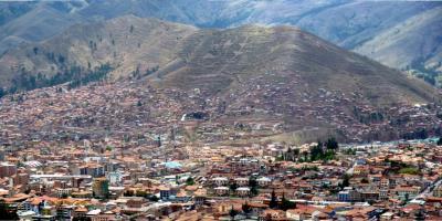 パノラマ写真集2021 07南米の旅から クスコ観光 in ペルー