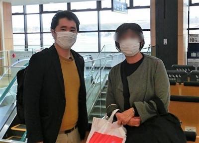 有名ユーチューバーおのださんと青森空港で邂逅!八甲田丸を見学し 彼と同じFDA機で青森から神戸へ