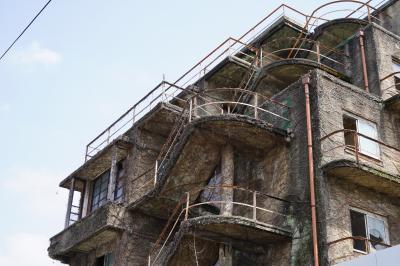 20210329-2 京都 複雑な事情の廃墟…光華寮跡