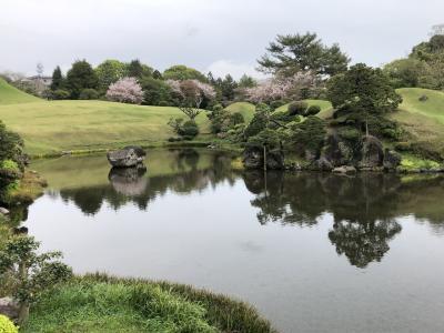 桜島~阿蘇~黒川温泉~福岡・九州縦断4日間(第2日)