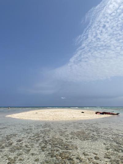 幻の浜 百合ヶ浜で天国のようなひとときを。与論島一泊二日の旅