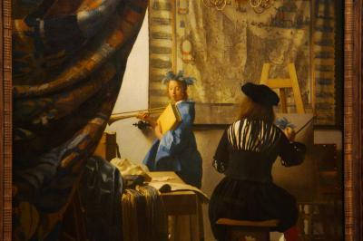 2018夏ウイーン美術紀行(8)美術史美術館 絵画芸術とヨーロッパの名画たち