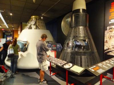 アメリカ東部ボストンの旅(5)科学博物館、成田