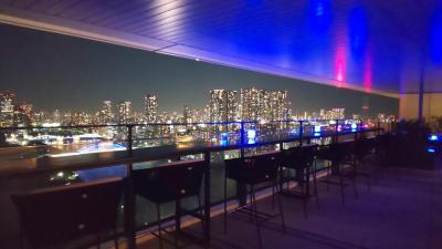 メズム東京 オートグラフコレクションに無料宿泊してきました!② クラブメズムのティータイム&乾杯カクテルタイムと二胡演奏