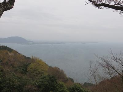 琵琶湖一周サイクリング準備不足編2021年3月28日(3/4)