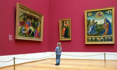 芸術の都でアートを堪能する、アルテ、ノイエ、そしてモデルネと連なるミュンヘンの三つのピナコテーク(美術館)/ミュンヘンのおすすめ美術館 1