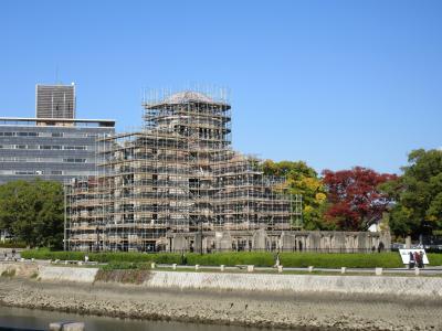 GoToトラベル第三弾は広島へ 原爆の恐ろしさを感じ、平和のありがたさに感謝する