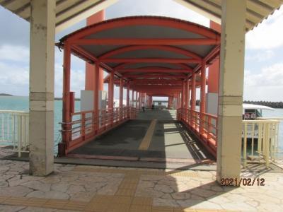 12年ぶりの石垣島(25)西表・由布島渡渉場から大原港へ。バイバイ西表。