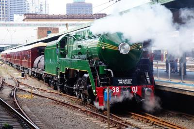 シドニーで動態保存している6機のSL蒸気機関車 (6 operational steam locomotives in Sydney)