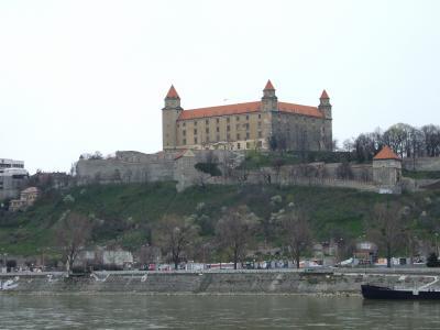 スロバキア共和国の首都、ブラチスラバ