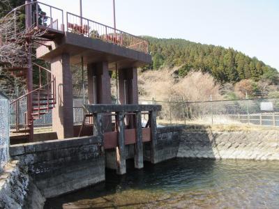 2021年3月19日:ダムカード収集-50 静岡編 350年使われ続ける深良用水(前編)芦ノ湖周辺ドライブ&散策