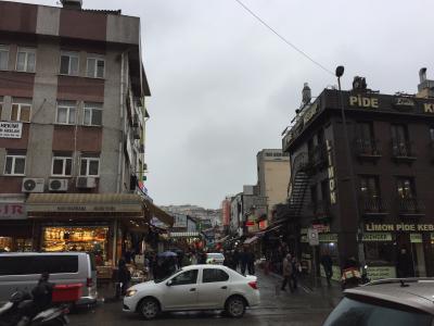 イスタンブール アジア側 ユスキュダル散策