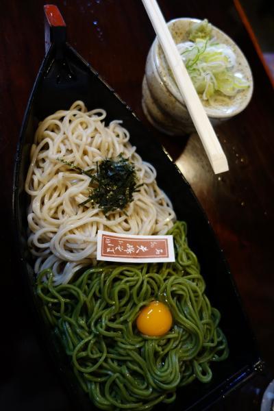 20210401-2 京都 お福夫婦そばでお昼に