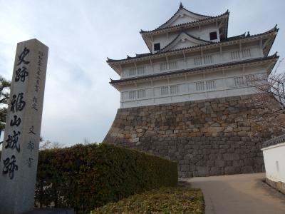 2021年の初旅は福山 福山城編