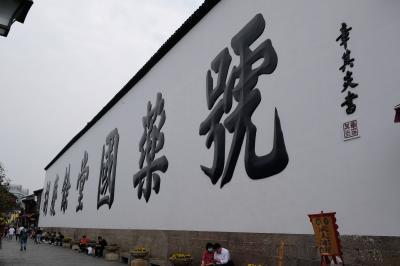 杭州2021春 2日目最終日 六和塔・河坊街(清河坊)とホテルラウンジを楽しむ